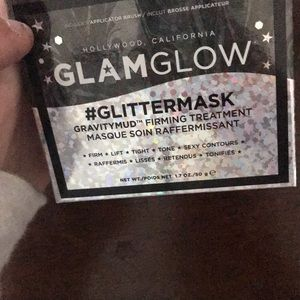 Other - Glam glow glitter mask.